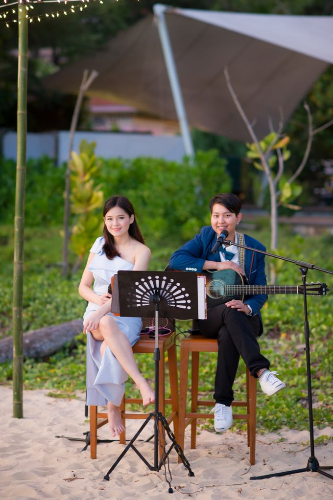 Jade & Ryan by L'Amour Phuket Weddings - 005