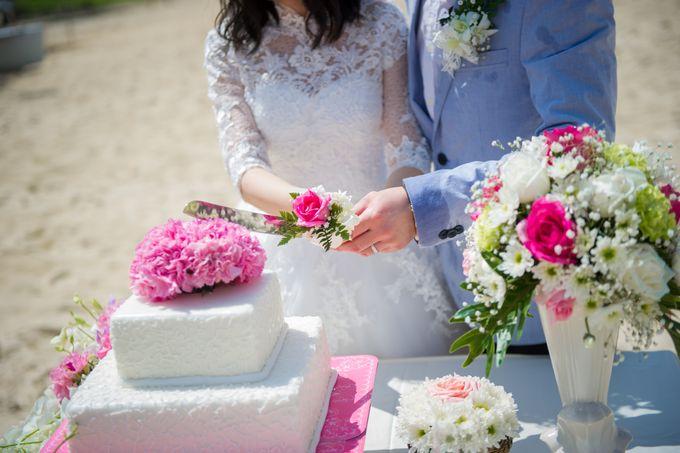 Jade & Ryan by L'Amour Phuket Weddings - 002