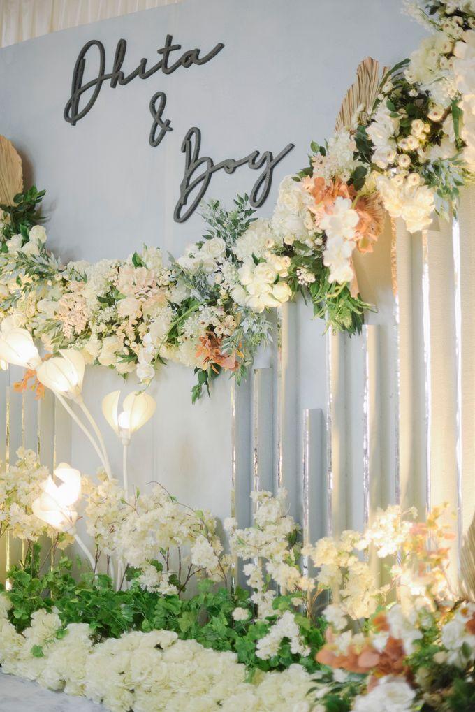 The Wedding of  Dhita & Boy by Satori Planner - 005