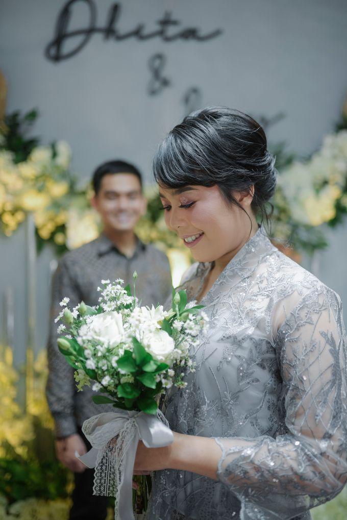 The Wedding of  Dhita & Boy by Satori Planner - 008