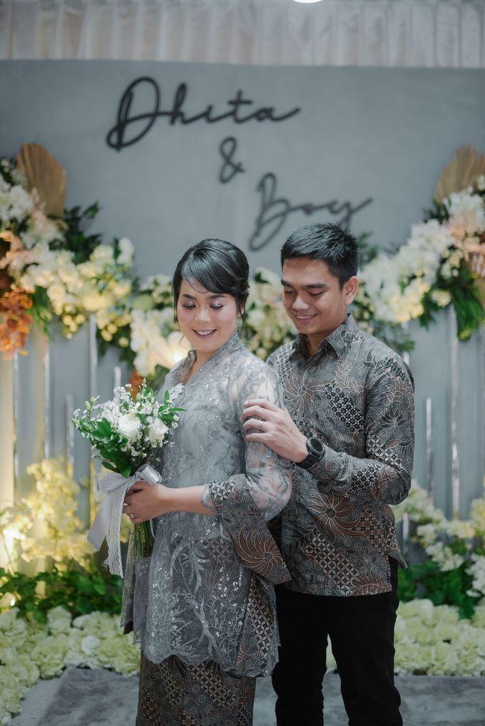 The Wedding of  Dhita & Boy by Satori Planner - 011