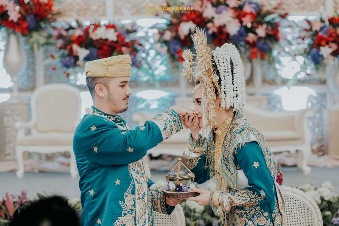 The Wedding of Mita and Mirzy by Wong Akbar Photography - 001