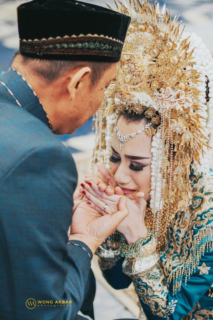 The Wedding of Mita and Mirzy by Wong Akbar Photography - 002