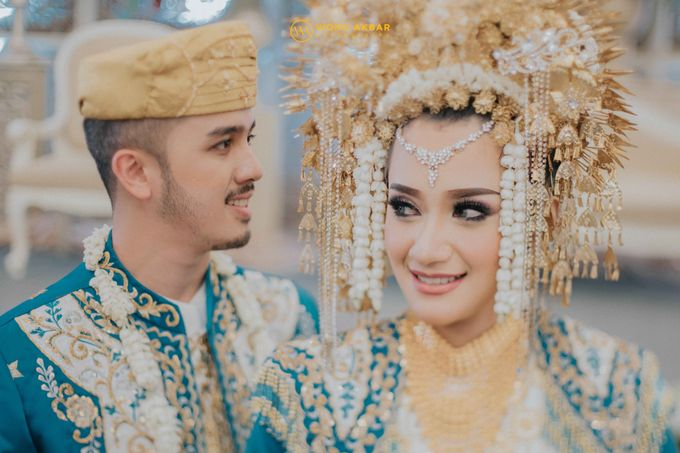 The Wedding of Mita and Mirzy by Wong Akbar Photography - 005