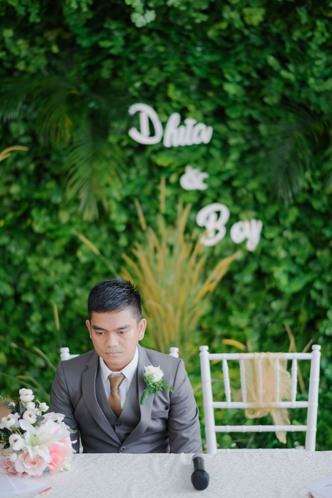 The Wedding of  Dhita & Boy by Satori Planner - 003