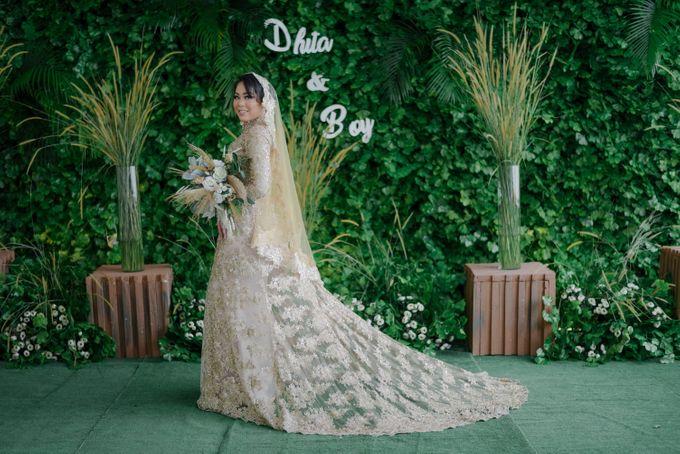The Wedding of  Dhita & Boy by Satori Planner - 002