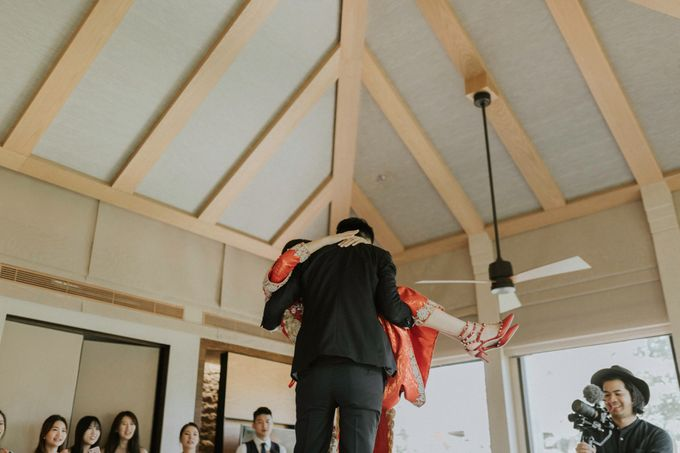 Sijia & Hang   Wedding by Valerian Photo - 013