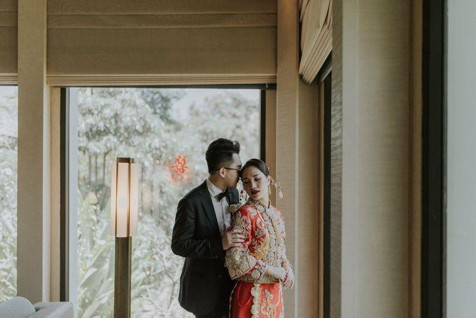 Sijia & Hang   Wedding by Valerian Photo - 015