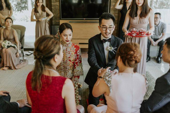 Sijia & Hang   Wedding by Valerian Photo - 017