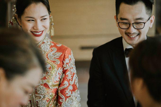 Sijia & Hang   Wedding by Valerian Photo - 018