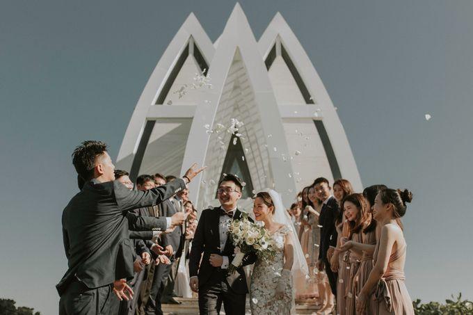 Sijia & Hang   Wedding by Valerian Photo - 030