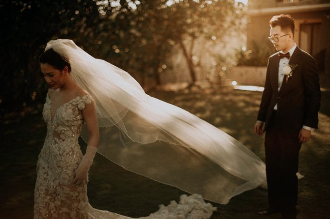Sijia & Hang   Wedding by Valerian Photo - 036