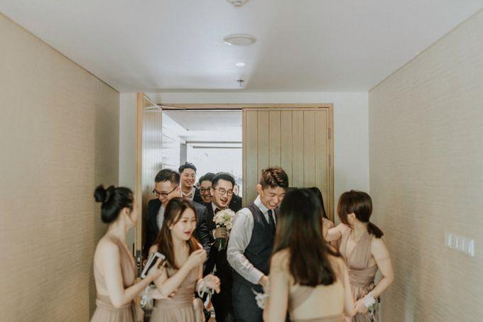 Sijia & Hang   Wedding by Valerian Photo - 011