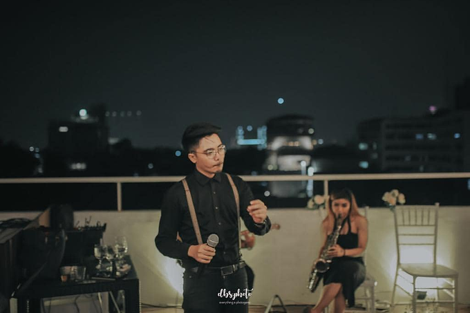 The wedding of Dinda & Avo by HS Music Entertainment - 002