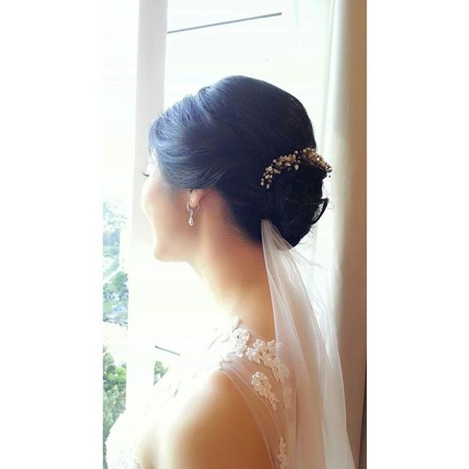 Bridal Makeup and Hairstyle by SueLim & artmakeup - 010