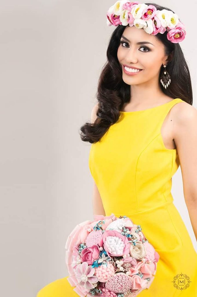 Miss Philippines Earth 2016 Candidate: KC Reyes by Gale Dy Make Up Artistry - 004