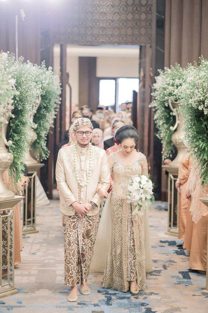 Anin & Bimo by Novotel Bogor Golf Resort and Convention Centre - 007