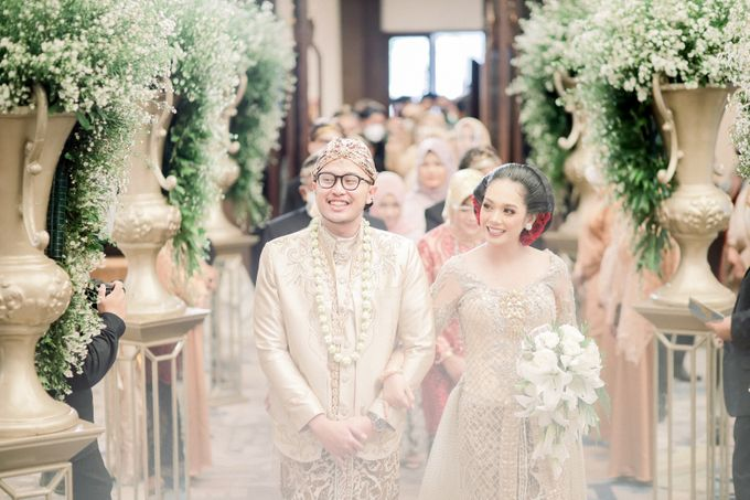 Anin & Bimo by redberry wedding - 009