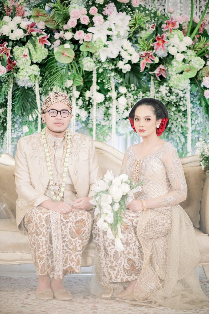Anin & Bimo by redberry wedding - 001