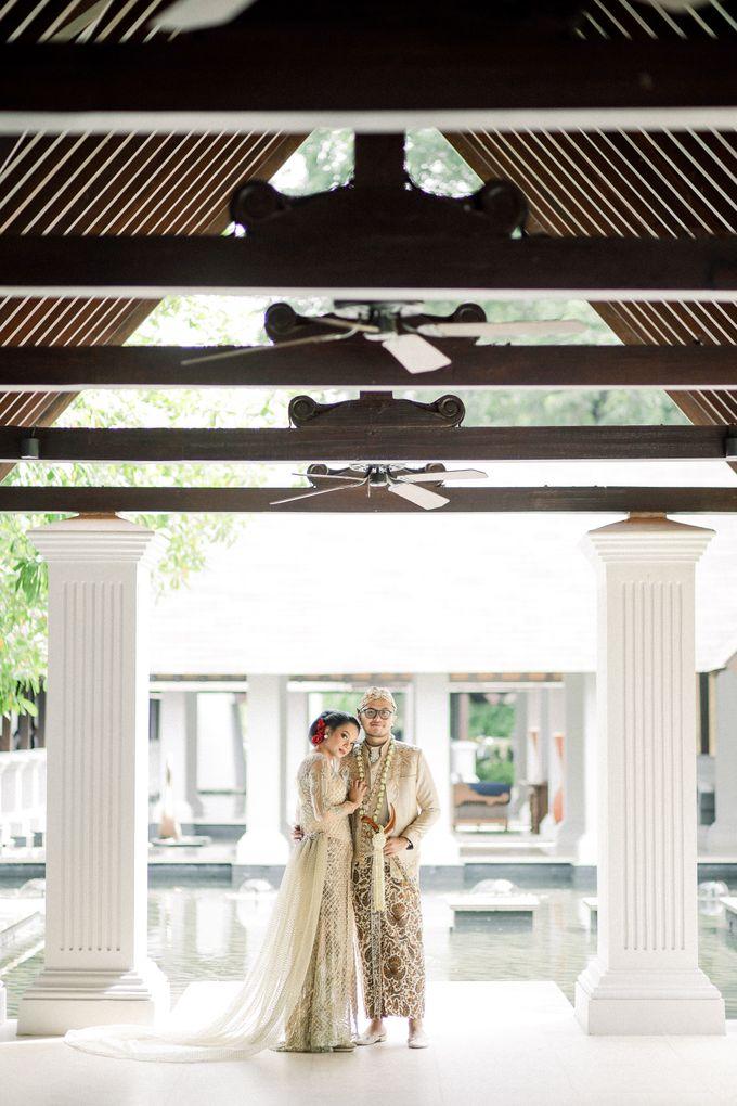 Anin & Bimo by Novotel Bogor Golf Resort and Convention Centre - 002