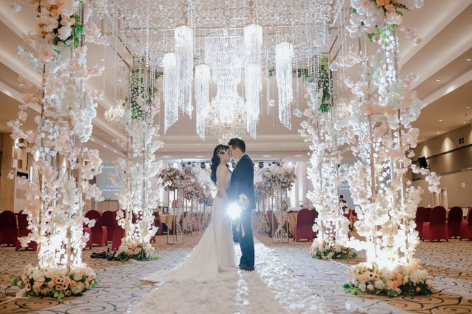 Felix And Melissa Wedding by DESPRO Organizer - 020