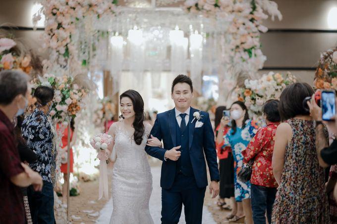 Felix And Melissa Wedding by DESPRO Organizer - 016