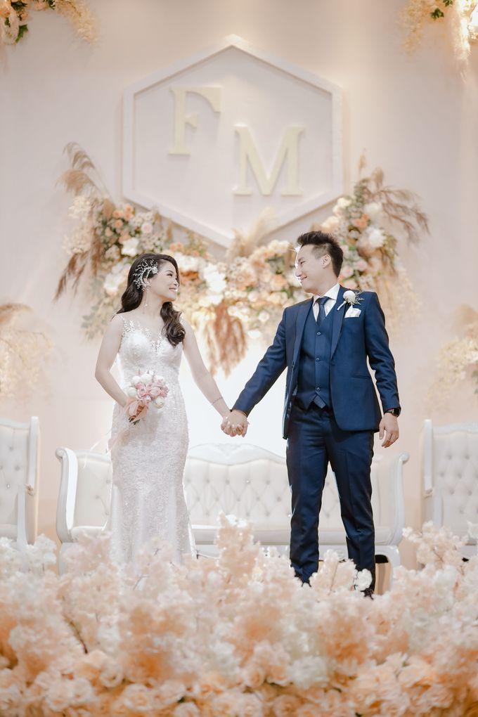 Felix And Melissa Wedding by DESPRO Organizer - 002