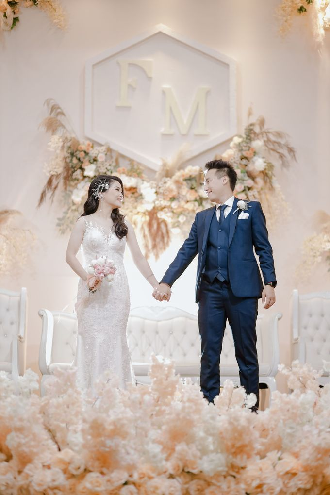 Felix And Melissa Wedding by DESPRO Organizer - 005