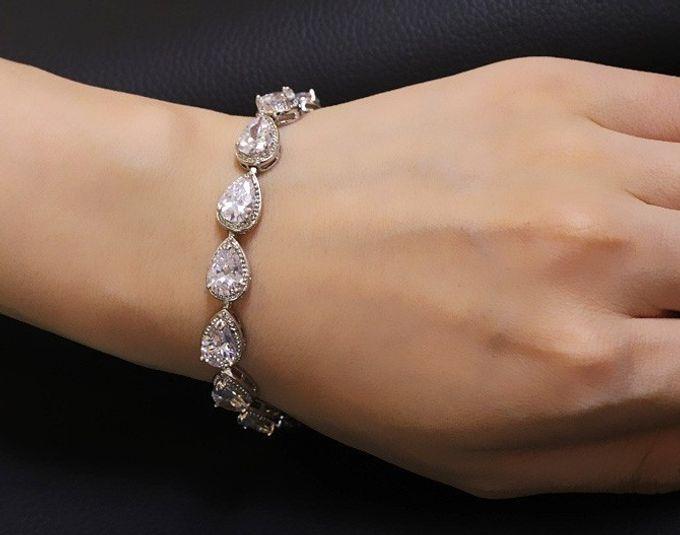 Bridal Bracelets by Pamela Falli - 011