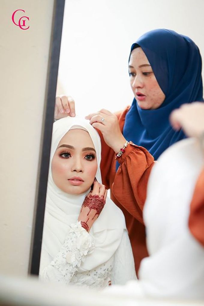 Solemnization of Razdi & Intan by The Glamorous Capture - 006