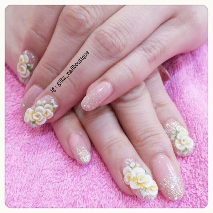 3d nail art by Brows To Toes - 001