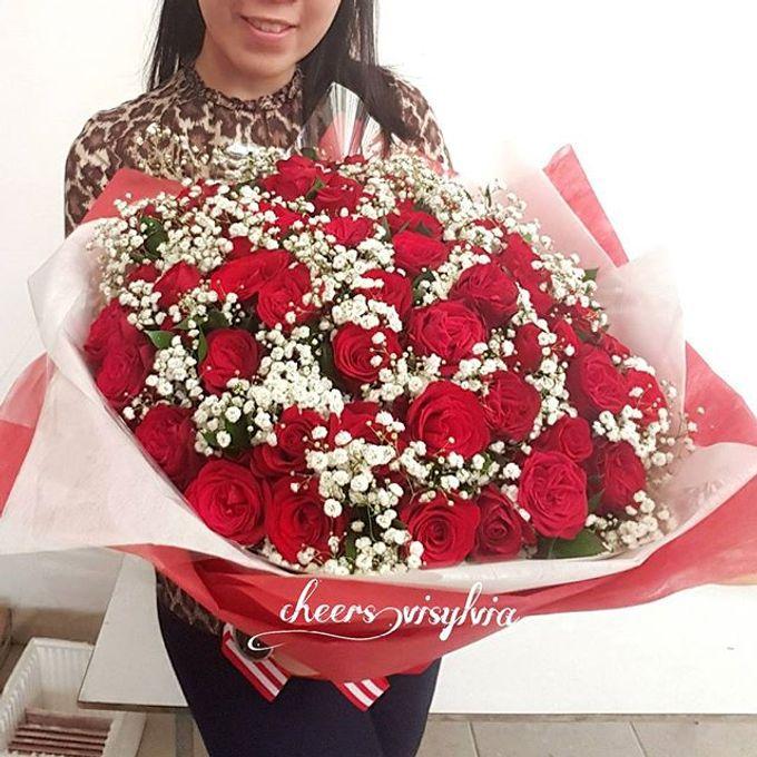 Gift Bouquet  by visylviaflorist - 020