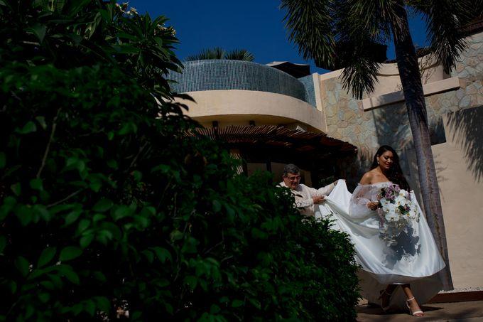 Sally and James | Hua Hin wedding by Wainwright Weddings - 018