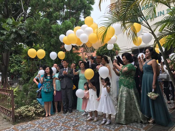 Wedding Of Ivan & Yessica by de_Puzzle Event Management - 011