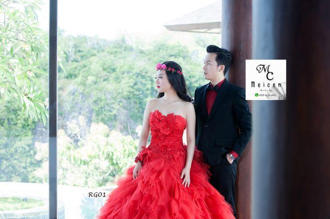 Gaun Disewakan by Meicen Professional Makeup Artist - 008