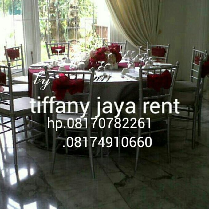 Tiffany Putih Kayu by TIFFANY JAYA RENT-KURSI TIFFANY - 011