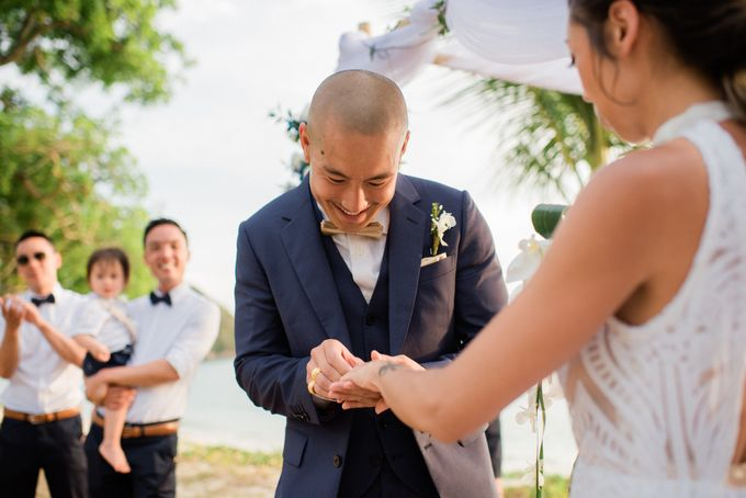 Vanaly and Lyfoung by L'Amour Phuket Weddings - 005