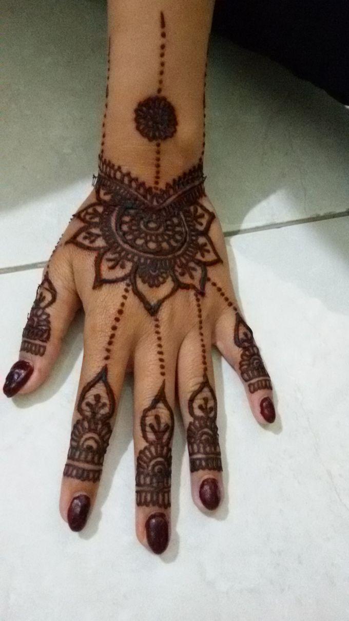 Henna Pengantin Ulfah Henna Art Bridestory