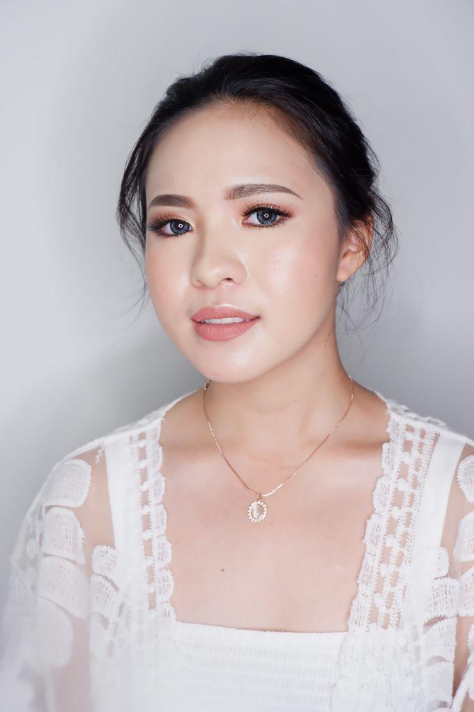 Makeup for Ms. Elia by Alexandra Makeup Artist - 003