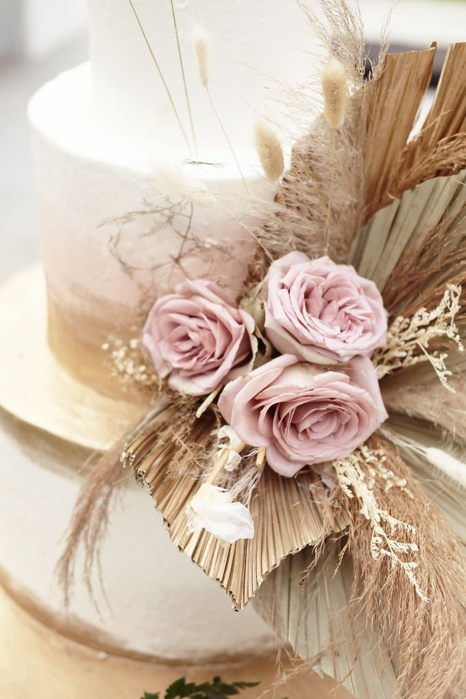 The Wedding of Jack & Irene by KAIA Cakes & Co. - 005