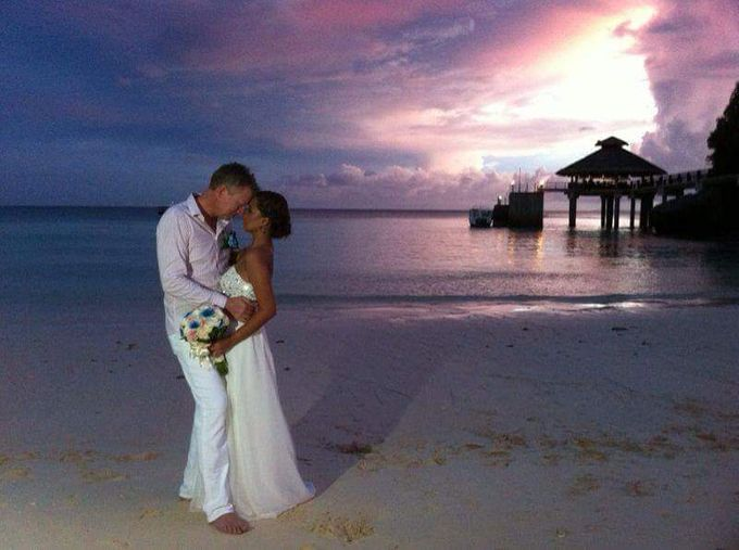 Scott And Cherie Wedding by Makeup by Marjorie - 003