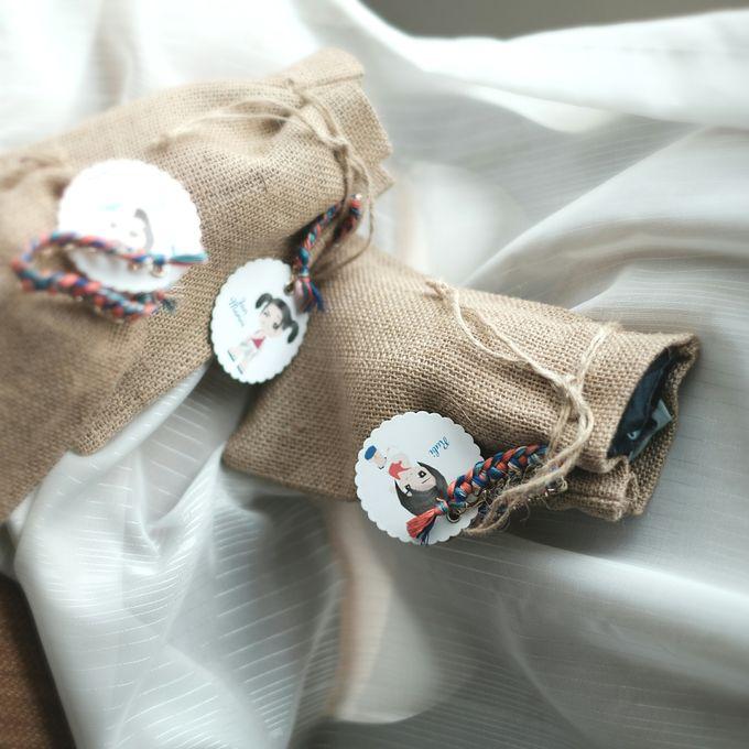Bridesmaids Bracelets by Laurel Town - 005