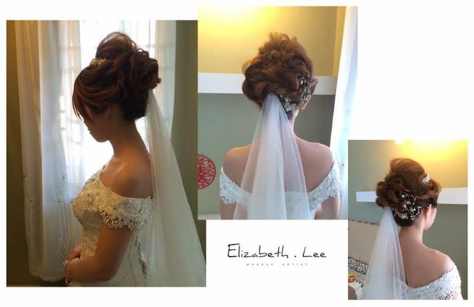 Wedding Day Bride Makeup Service by Elizabeth Lee Makeup Artist - 001