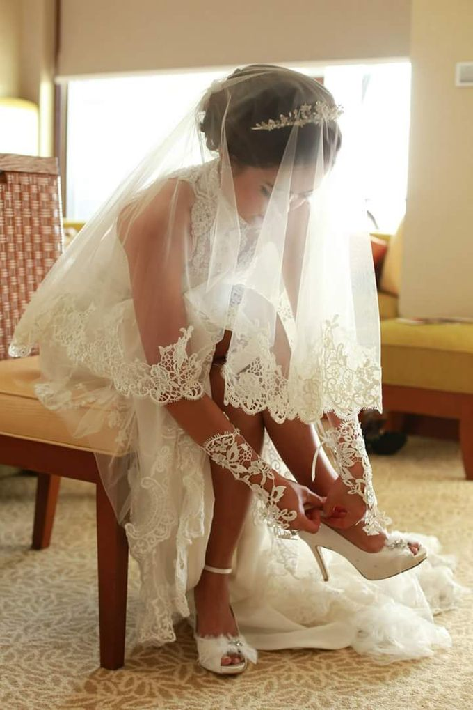Bride Jelaine by Moments Shoe - 003