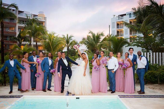 Cancun Destination Wedding by Beautiful Purpose Events - 014