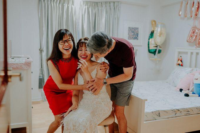Wedding Day - Xiang Bin & Issabella by Smittenpixels Photography - 003