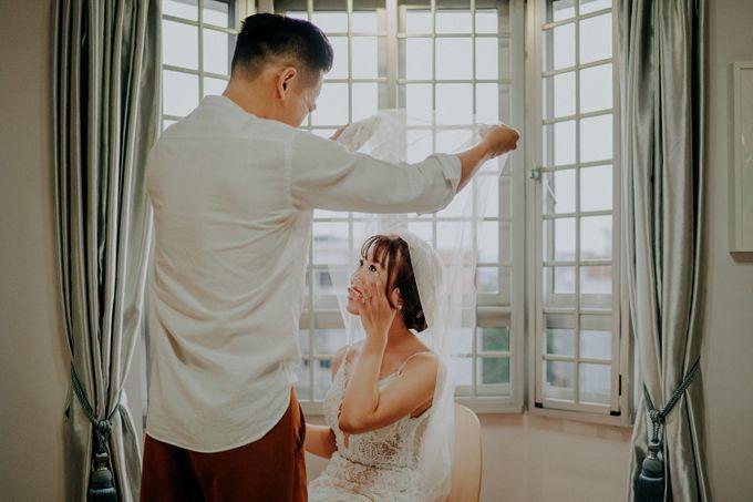 Wedding Day - Xiang Bin & Issabella by Smittenpixels Photography - 007