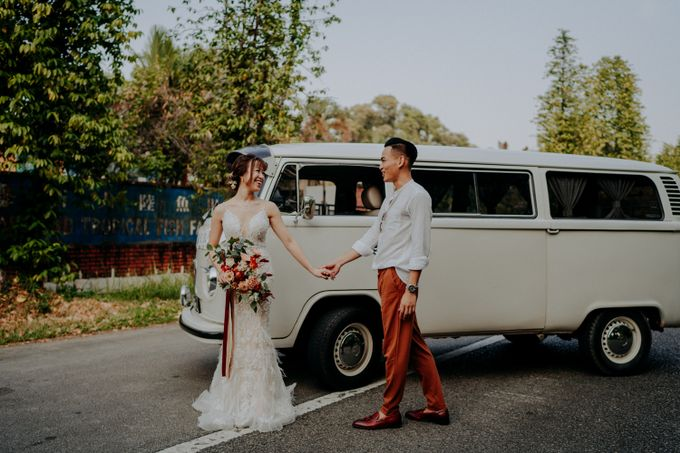 Wedding Day - Xiang Bin & Issabella by Smittenpixels Photography - 011