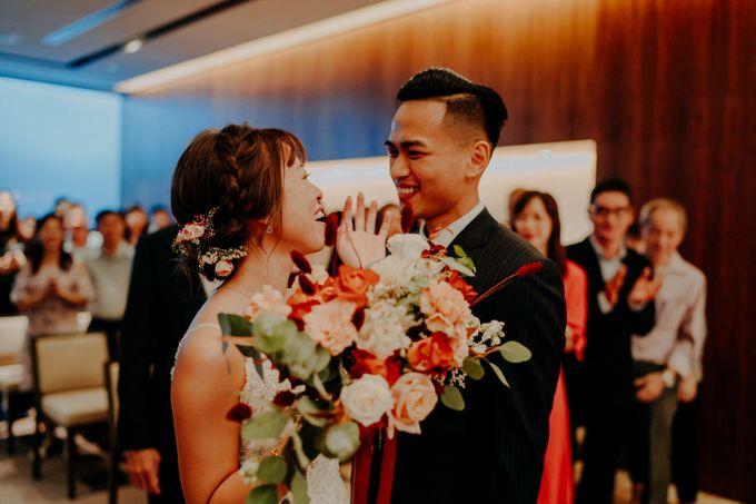 Wedding Day - Xiang Bin & Issabella by Smittenpixels Photography - 016