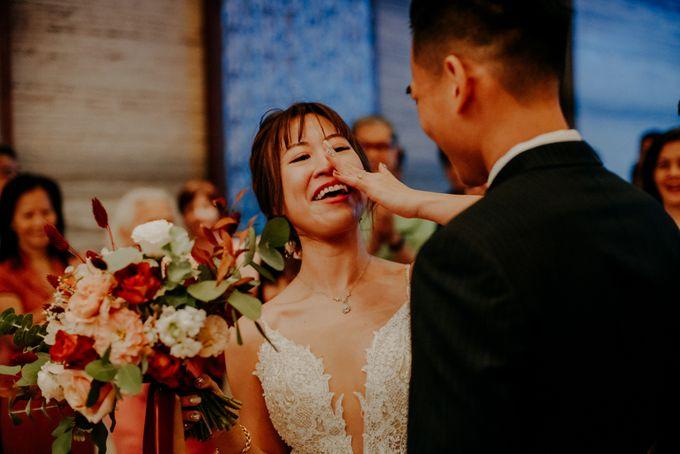 Wedding Day - Xiang Bin & Issabella by Smittenpixels Photography - 017